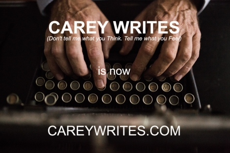 careywrites dot come