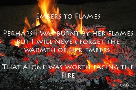 Embers to Flames